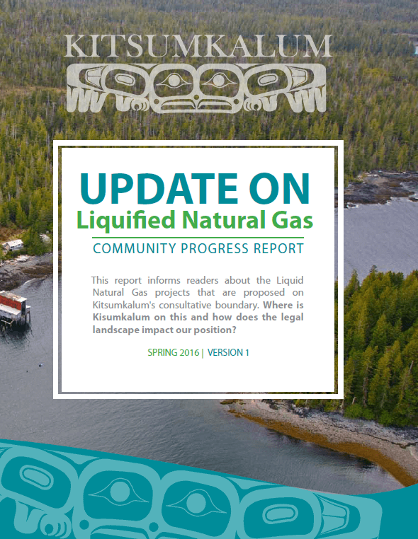 2016 UPDATE ON LNG