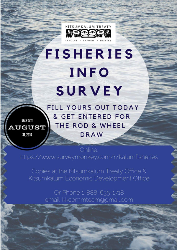 Have your say in future Kitsumkalum marine harvest allocations