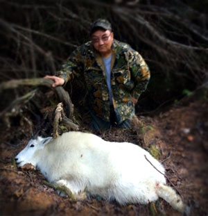 Kitsumkalum Community Member Hunter - Annual harvest