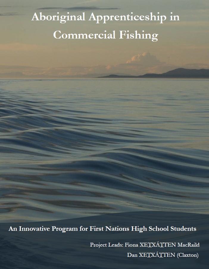 Aboriginal Apprenticeship in Commercial Fishing