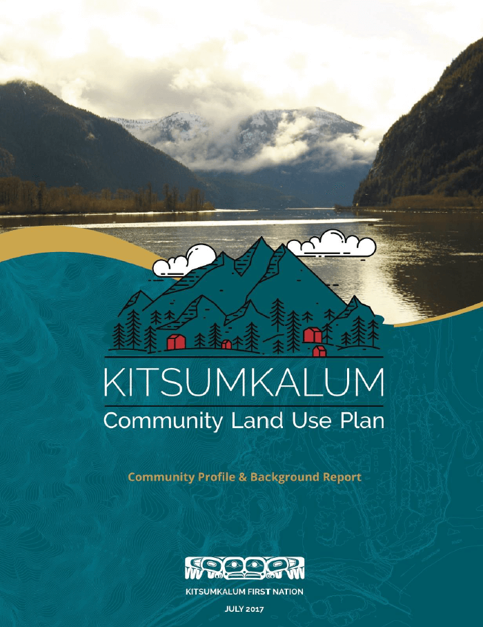Kitsumkalum Land Report Cover