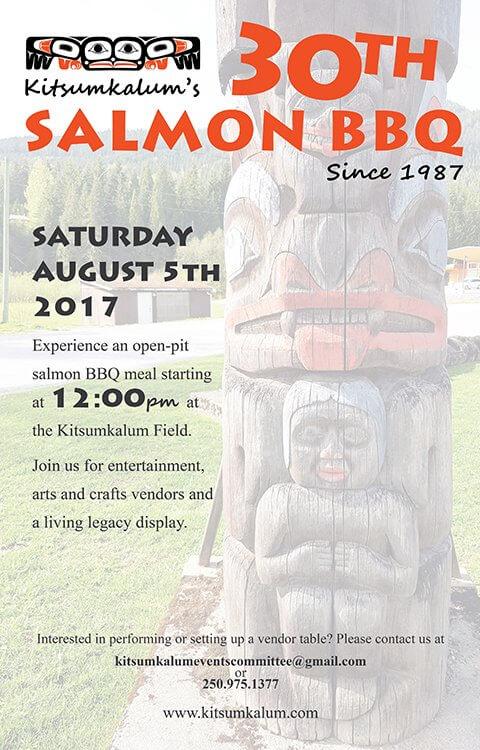 Salmon BBQ 2017
