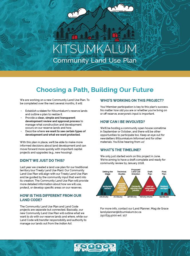 Kitsumkalum community land use introduction