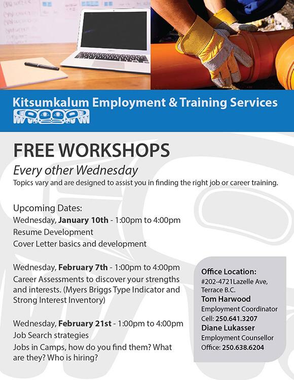 kk training Wednesday Workshops-01