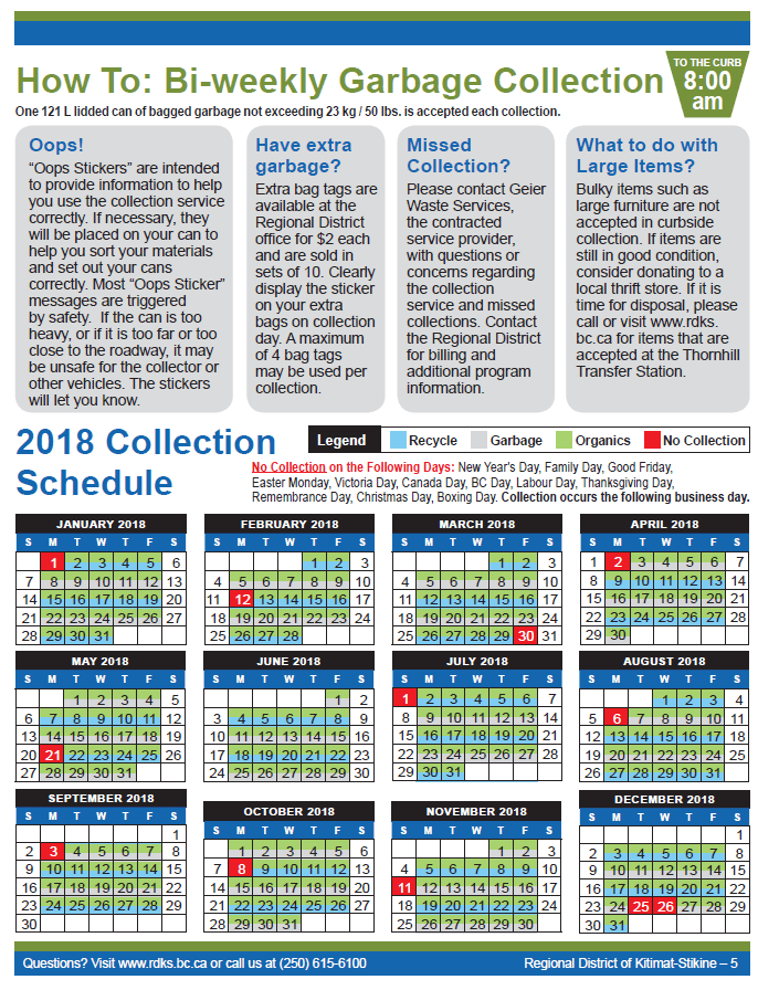 garbage collection 2018 sched