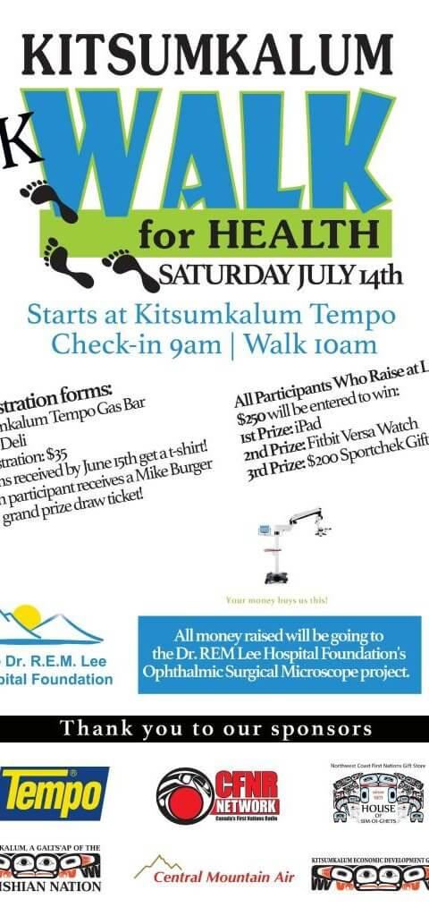 Fundraising Archives   Kitsumkalum, a Galts'ap (community) of the