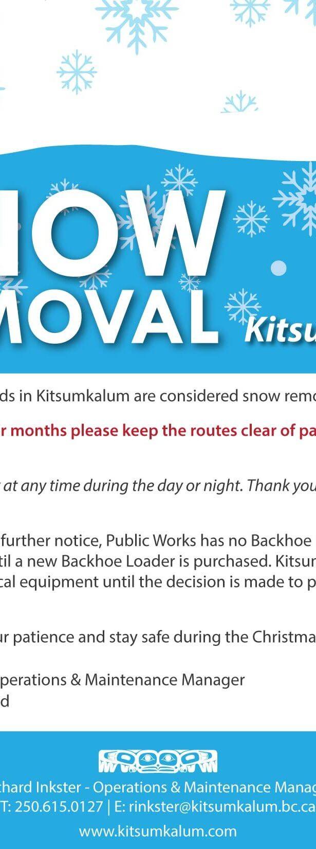 Housing & Property Maintenance | Kitsumkalum, a Galts'ap (community