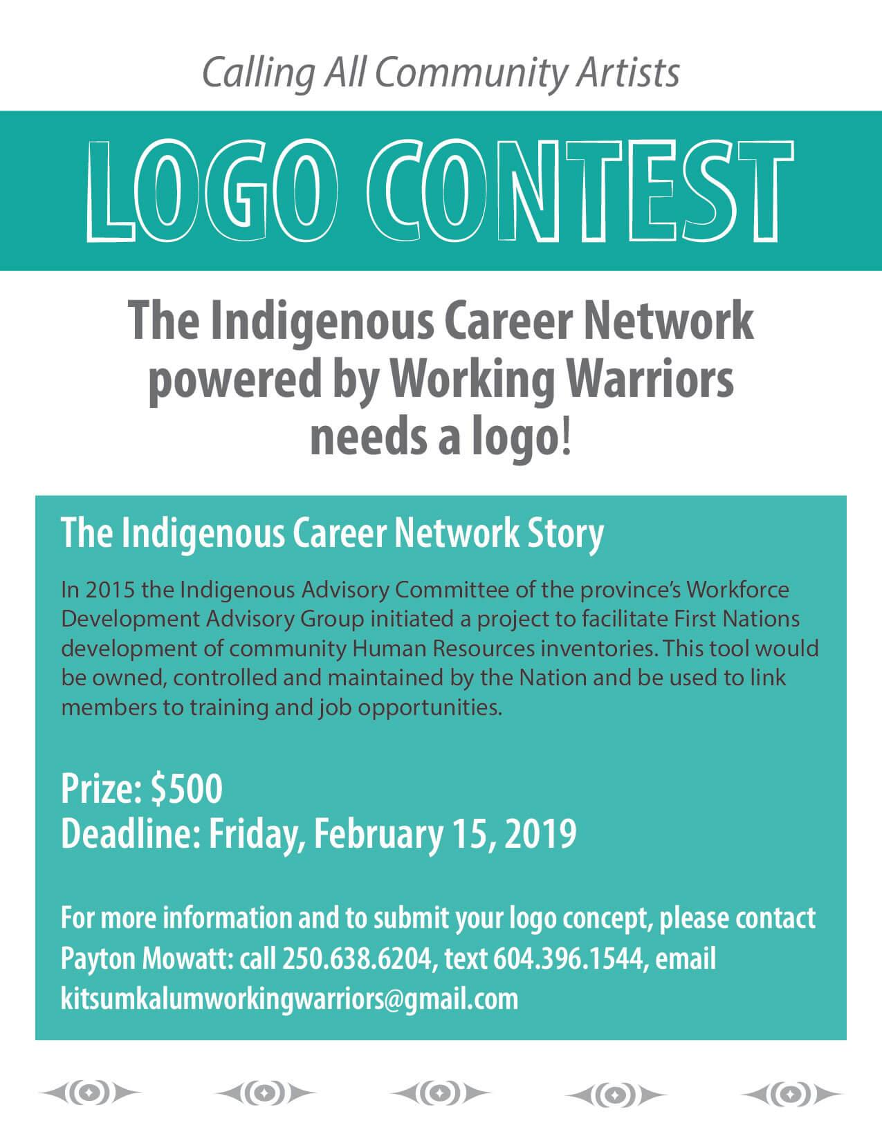 Logo Contest – Indigenous Career Network