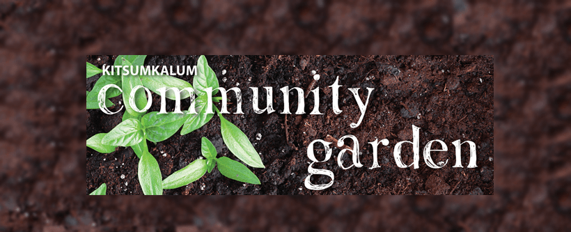 Community Garden – How do you want to help survey