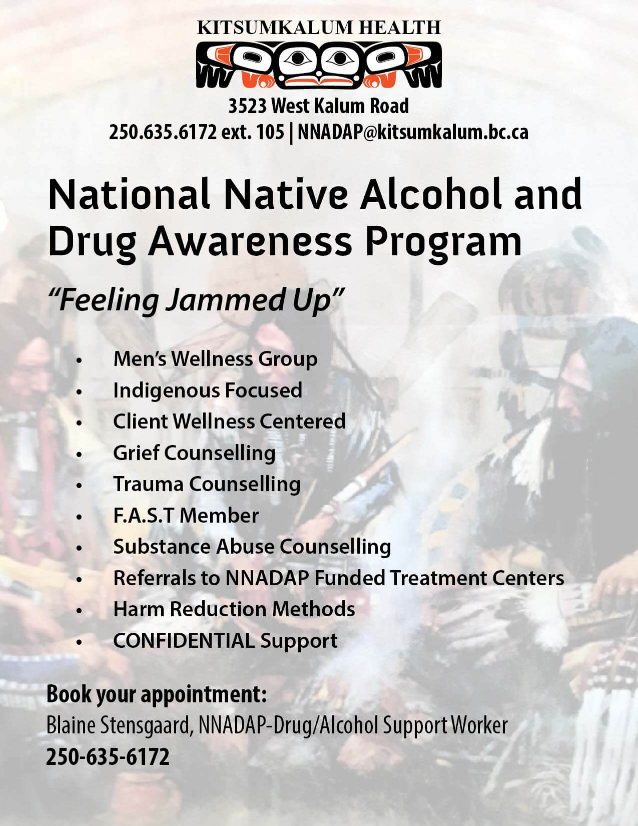 Kitsumkalum Health NNADAP Services
