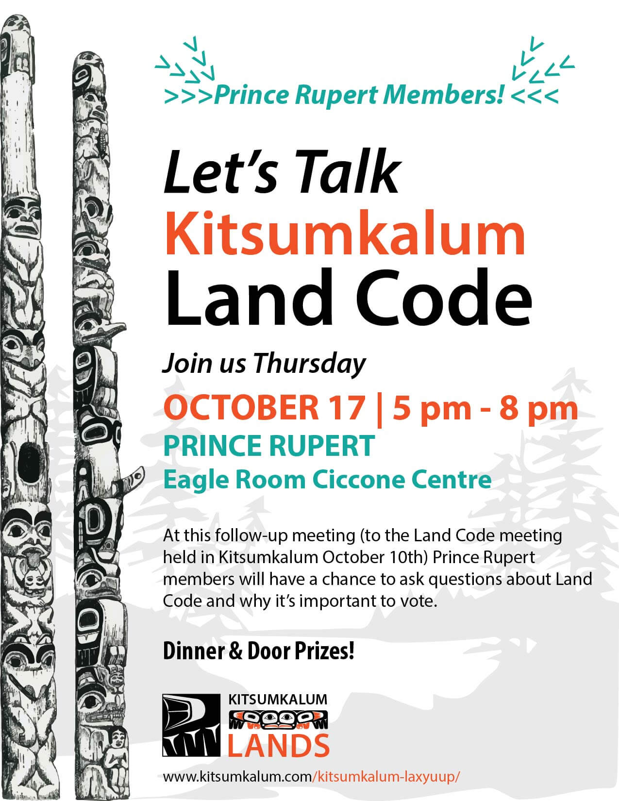 Let's Talk About Land Code PRINCE RUPERT Oct 17