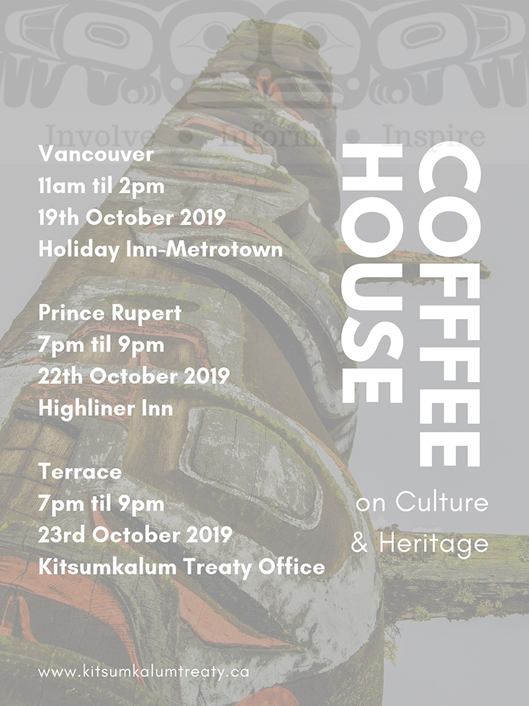 Coffee House Dates on Culture and Heritage