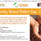 Community Wood Pellet Day FEB 1st