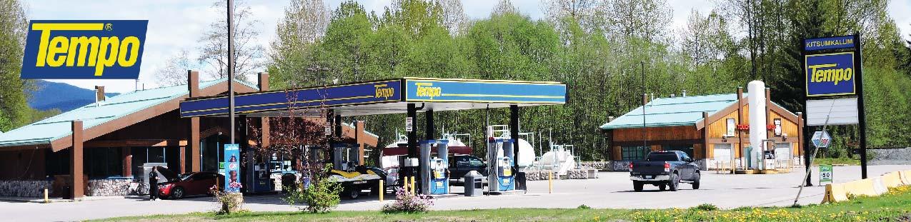 Kitsumkalum Tempo Gas Bar Operations During Pandemic: March 19, 2020