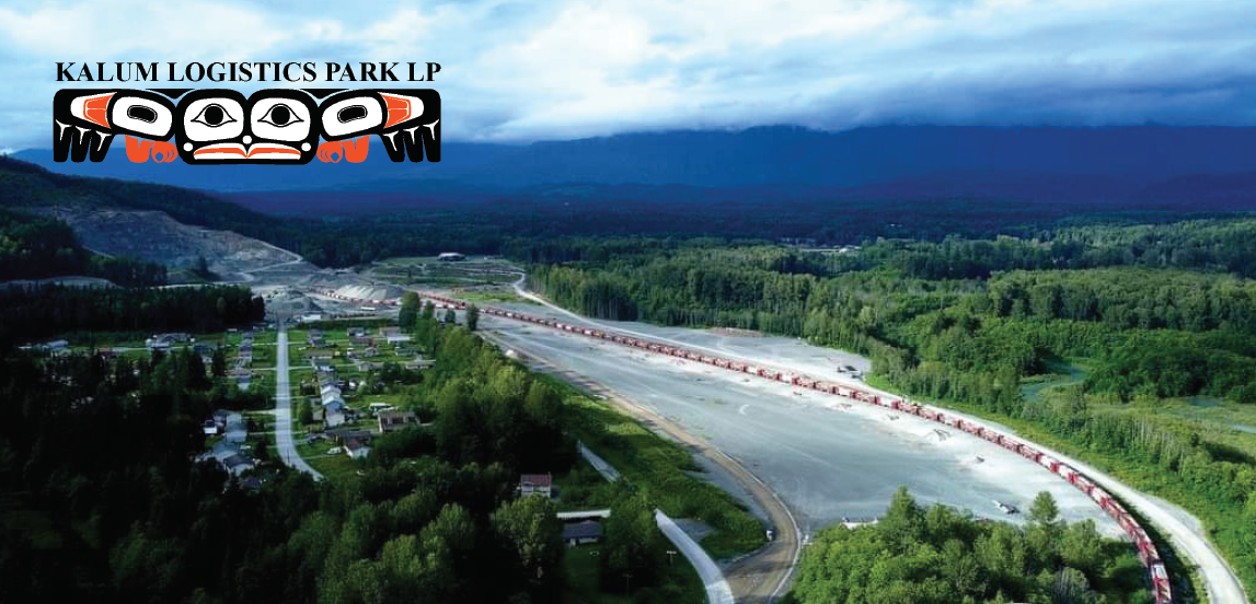 Kalum Logistics Park Phase 1 Complete – Community Notice
