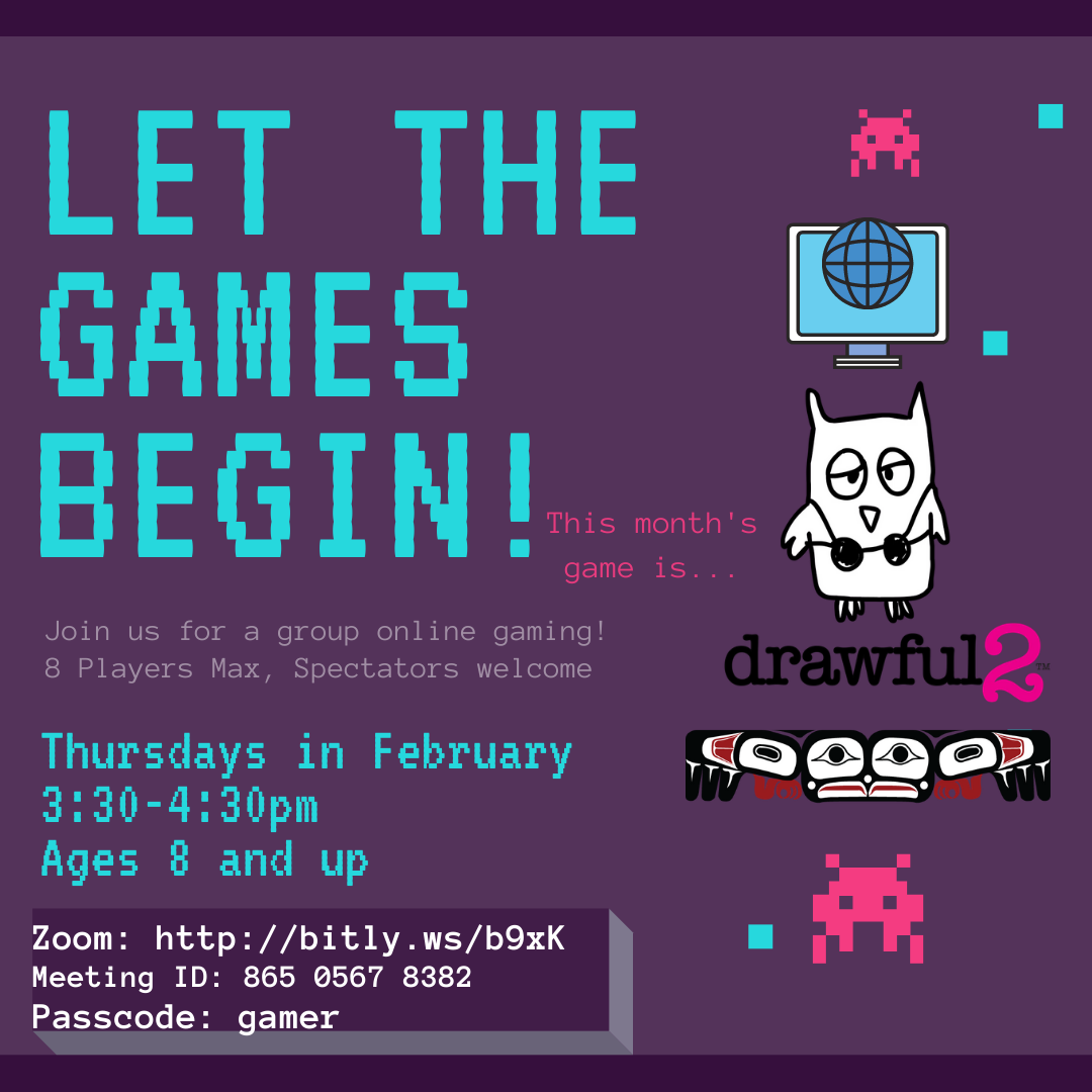 Youth – Group Online Gaming on Thursdays