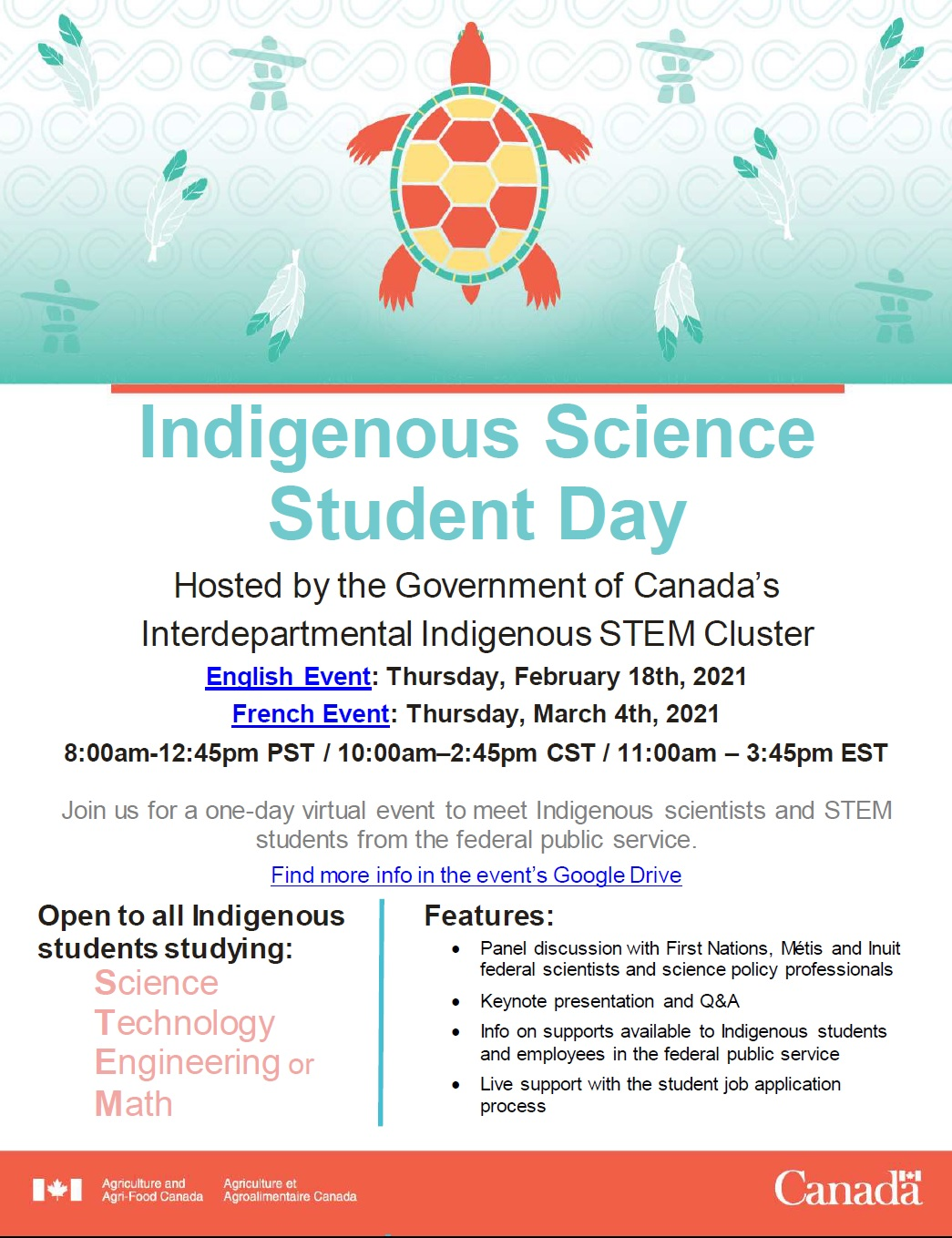 Indigenous Science Student Day