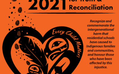 National Day for Truth & Reconciliation September 30th