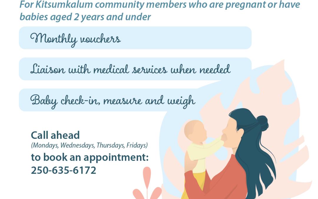 Prenatal and Postnatal Support